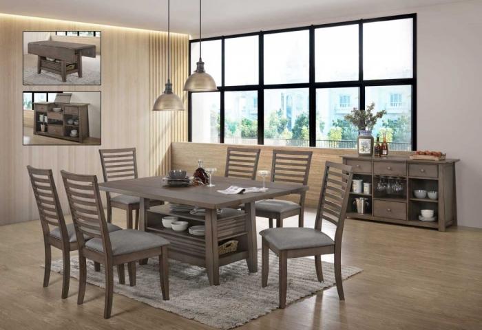 AC4025 Claredon - Modern - Aik Chee Furniture Sdn Bhd